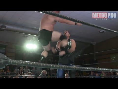 Metro Pro Wrestling - Ace Steel vs. Redwing - 12/3/16