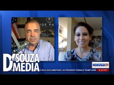 Debbie D'Souza slams Venezuelan president: