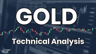 GOLD Technical Analysis Chart 08/22/2019 by ChartGuys.com