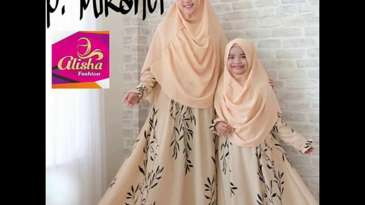 Baju Couple Ibu Dan Bayi Perempuan