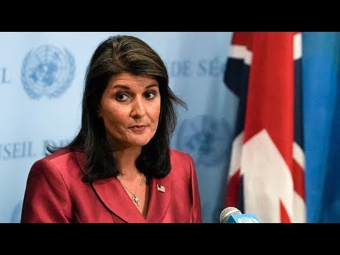 Haley's Resignation Financially Motivated?