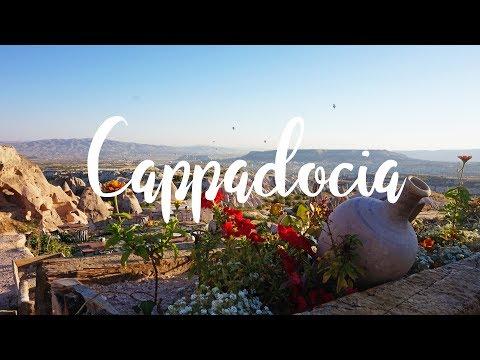 Cappadocia, Turkey - GoPro and DJI Phantom 3 Pro HD