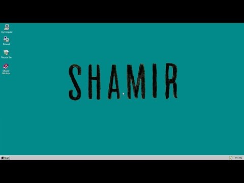 Shamir - 90's Kids (Official Music Video)
