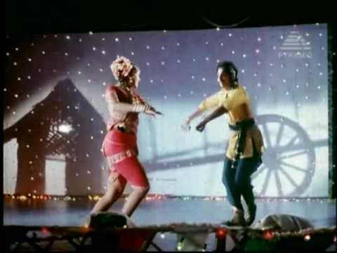 Indiran Chandiran - 10/14 - Tamil movie - Kamal Haasan & Vijayashanti