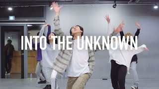 Panic! At The Disco - Into the Unknown / Woomin Jang Choreography