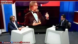 Prof. Dr. Ercüment Ovalı Ulusal Kanal özel yayınına konuk oldu