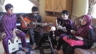 COVER - Suasana Hari Raya by Anuar Zain & Elina
