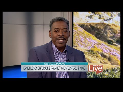 Catching Up With Ernie Hudson