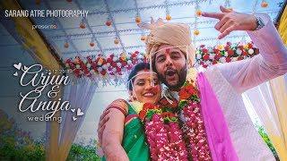 Marathi Wedding Highlights Rohit x Shraddha! - Pankaj Jadhav Photography