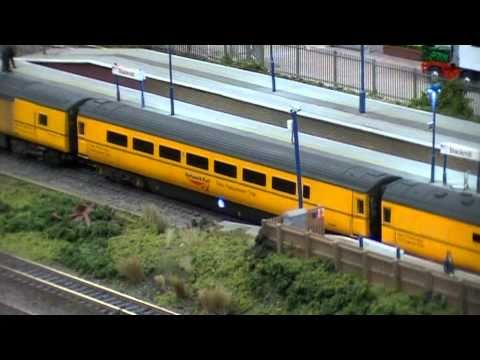 Model Rail (magazine) Live event 2010 (PART1)