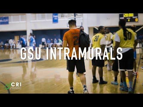 Intramurals at Georgia Southern