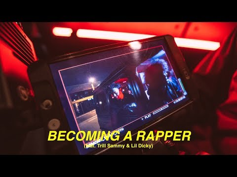 BECOMING A RAPPER with Trill Sammy & Lil Dicky