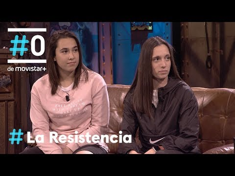 LA RESISTENCIA - Entrevista a Eva Navarro y Cata Coll   #LaResistencia 06.02.2019