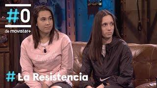 LA RESISTENCIA - Entrevista a Eva Navarro y Cata Coll | #LaResistencia 06.02.2019