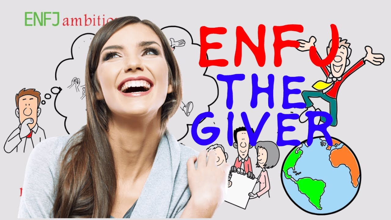 ENFJ - The Giver MBTI The Myers & Briggs 16 Personality Types (Personality  Test) ANIMATION