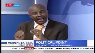 The role of parties in Kenya as 30 new political parties formed | Political Point