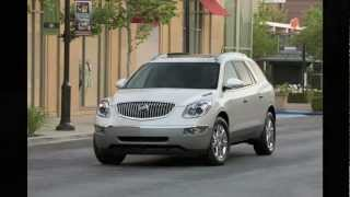 Real World Test Drive 2012 Buick Enclave