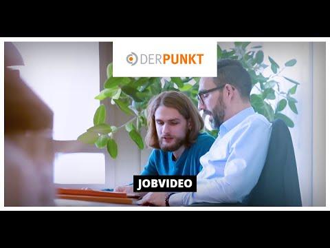 PHP-Entwickler (m/w/d), Festanstellung, DER PUNKT GmbH, Karlsruhe, Karriere Video / Qualifikation