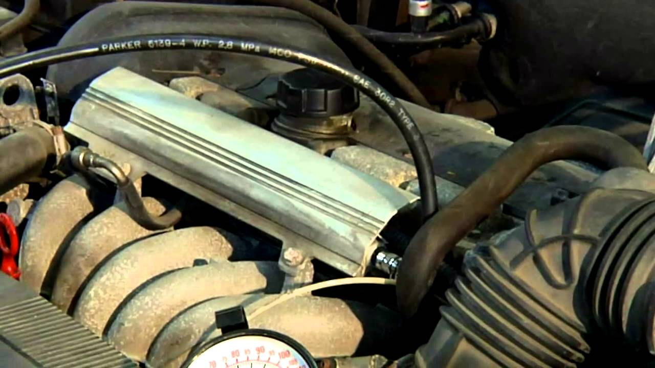 My Clogged Fuel Filter Causes Stalling & Hesitation - YouTube