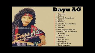 Dayu AG - Full Album   Tembang Kenangan   Lagu Dangdut Lawas Nostalgia 80an - 90an Terbaik