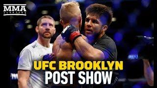 UFC Brooklyn Post-Fight Show - MMA Fighting