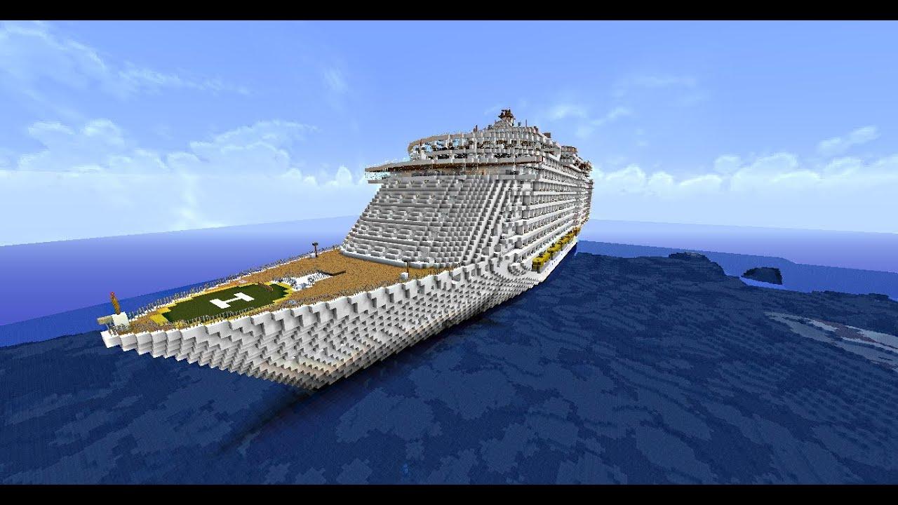 Le monde du build 2 bateaux modernes youtube - Interieur bateau de luxe ...