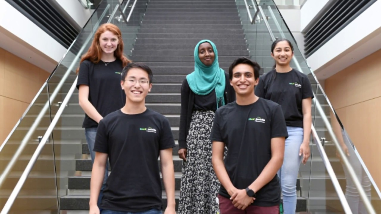 Janelia Research Campus High School Internship Program 2018