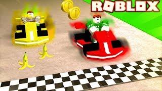 MeepCity Racing! - Mario Kart in Roblox