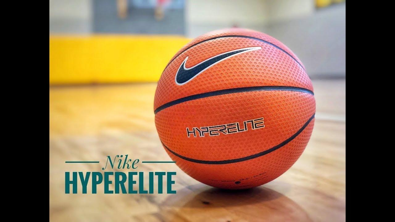 0f05f590c383 Nike HyperElite Basketball - YouTube