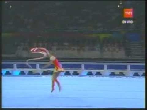 Evgenia Kanaeva - 2008 Gala Olympics