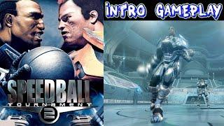 Speedball 2 Tournament INTRO & Gameplay PC HD