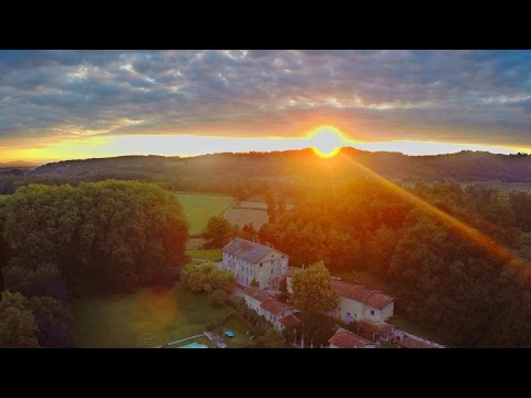 Parrot Bebop  Skycontroller FPV Review Test and Sample Video