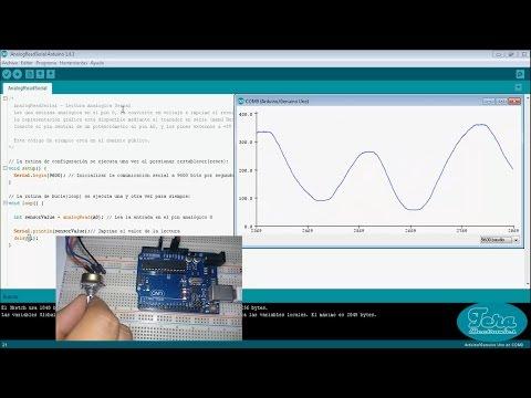 Ejemplo Arduino #3: Analog Read - Lectura Análoga | Explicado Y Traducido