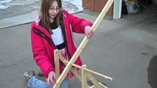 How To Make A Trebuchet (catapult)