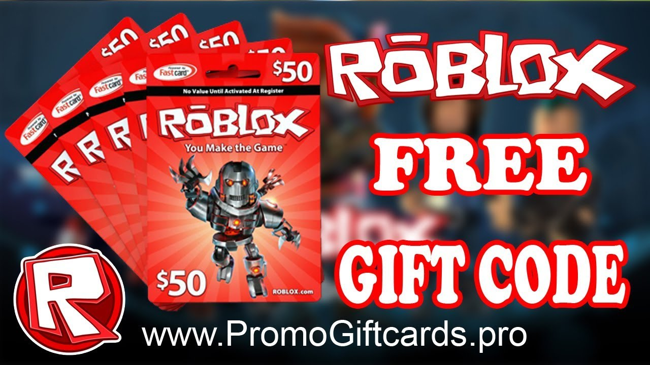 Promo codes roblox-Get free robux gift cards 2019 *just ...