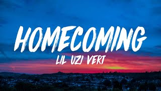 Lil Uzi Vert - Homecoming (Lyrics)