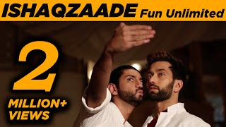 Ishqbaaz | Funny moments behind the screen #screenjournal | Screen Journal