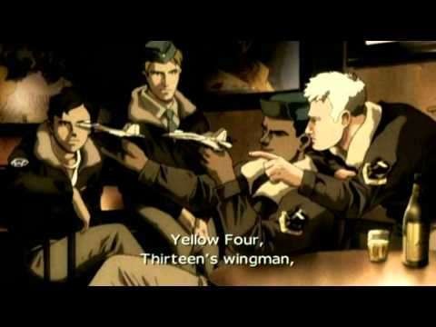 Ace Combat 4: All Cutscenes - Yellow 13 Story - ( PS2/Full Screen/720p )