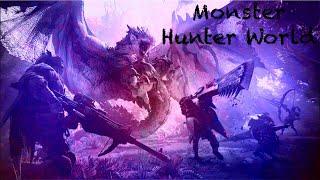 Return to Monster Hunter World... Behemoth hunt?