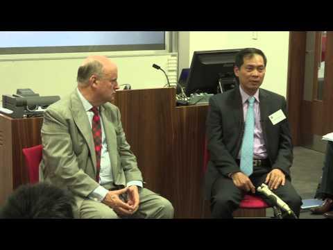 Asia Scotland Institute Bui Thanh Son Presentation