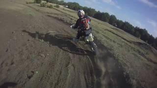 CTOR Central Texas Off Road on the KTM 300 Trail 3