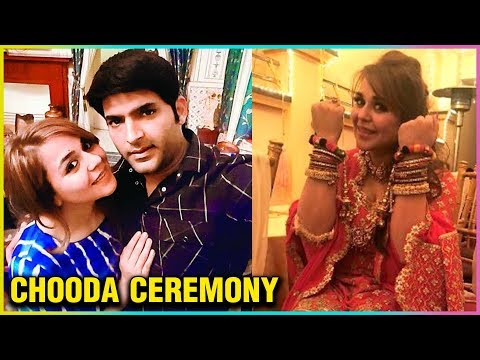 Kapil Sharma & Ginni Chatrath CHOODA CEREMONY | Full Video