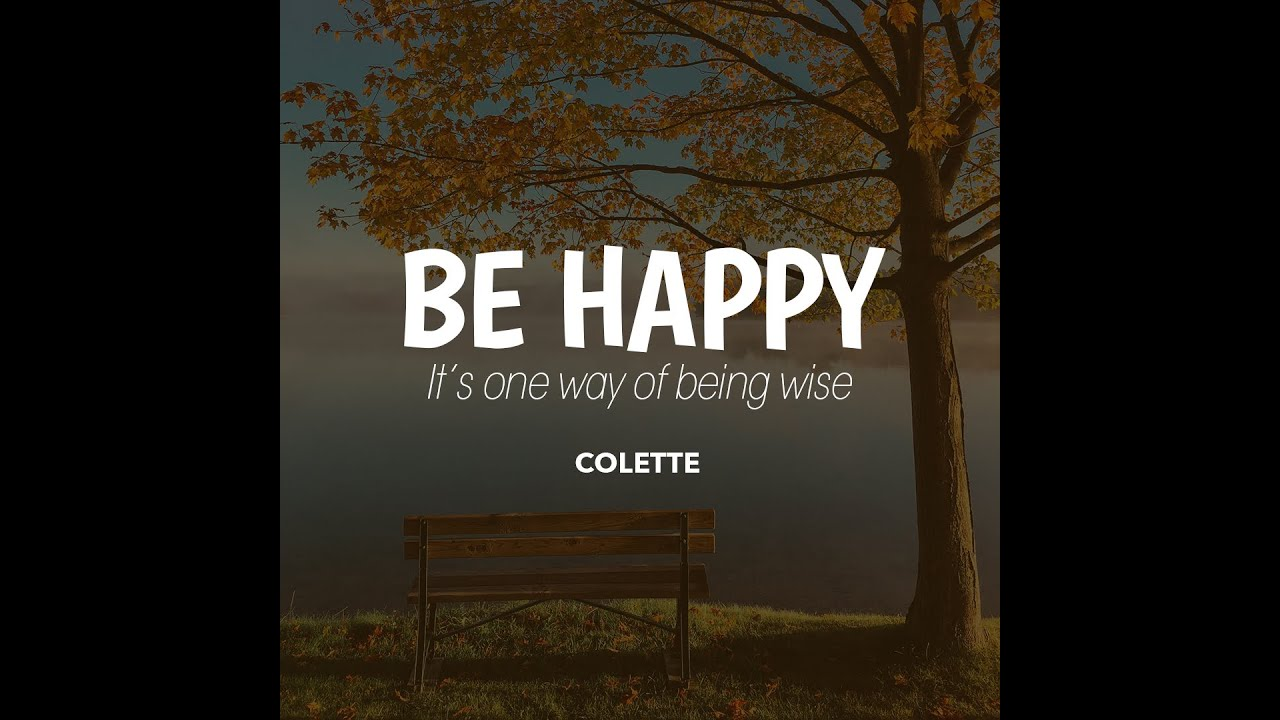Happiness Starts with You - Video 9