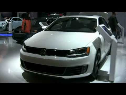 2012 Volkswagen Jetta GLI Exterior and Interior at 2012 Montreal Auto Show