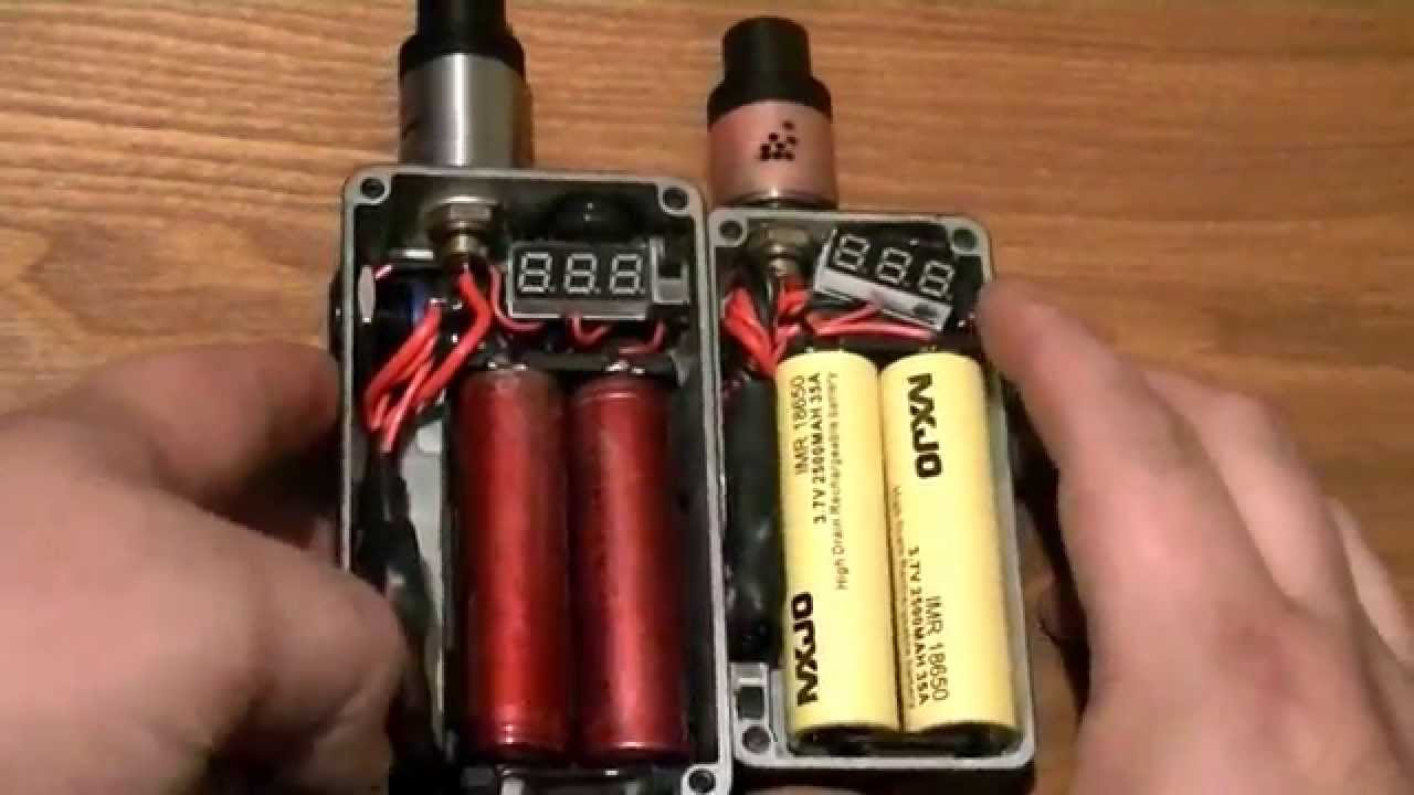 hight resolution of raptor 120 box mods handbuilt by me you parallel box mod wiring diagram