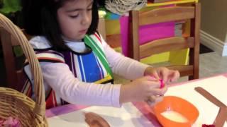 Manualidad de Otoño: Árboles con Hojas de Colores