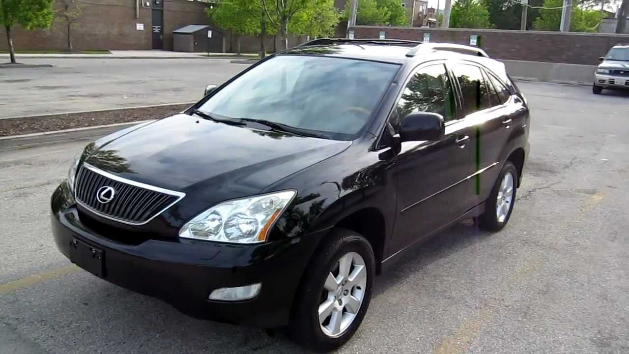 2004 lexus rx330 89k miles for sale chicago youtube. Black Bedroom Furniture Sets. Home Design Ideas