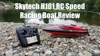 Skytech H101 (Babrit Tempo) RC Speed Racing Boat Review
