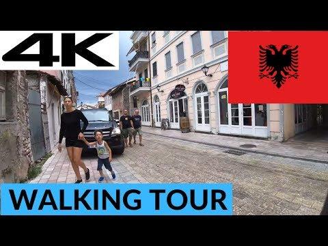 Shkoder, Albania Walking Tour Video (1 Of 2)