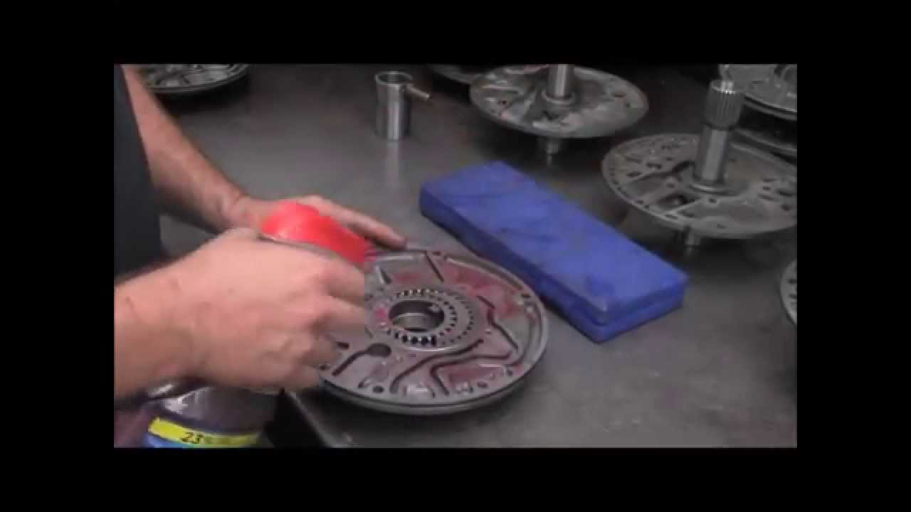 hight resolution of fti how to modify a powerglide pump